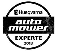 Husqvarna Automower Experte 2013