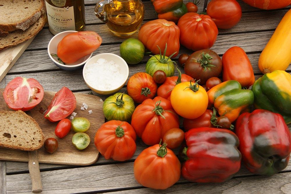 Ernteerfolg mit Gemüsepflanzen [LVW Foto]