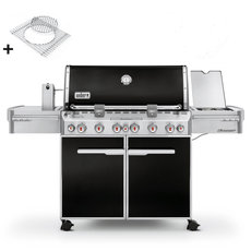 Angebote Gasgrills: Weber-Grill - Summit E-670 GBS Black  Art.-Nr.7371079